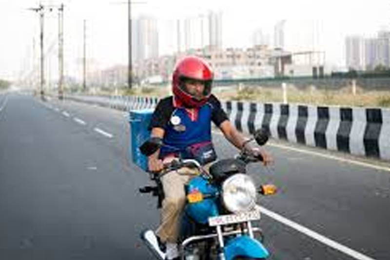 Delivery Boy job in Delhi NCR